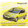 Peugeot 307 Man.ual Despiece Reparaciones Taller Digital