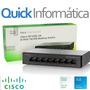 Switch Cisco Sd208t Sf 100d-08 8 Puertos 10/100