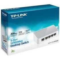 Switch 5p Tp Link Tl-sf1005d 10/100 5 Puertos