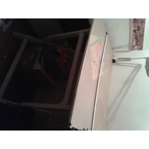 Mesa De Dibujo Técnico De Madera /altura Regulable+paralelas