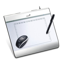 Tableta Digitalizadora Genius Easypen I608 6x8 Mouse Lapiz