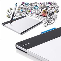 Tableta Grafica Wacom Intuos Pen And Touch Medium Cth-680