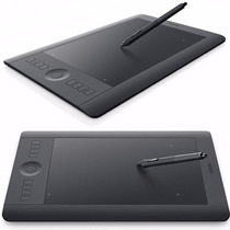 Wacom Tableta Graficadora Intuos Pro Medium Pth651l Touch