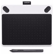 Tableta Digitalizadora Wacom Intuos Draw Small Bamboo