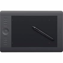 Wacom Tableta Graficadora Intuos Pro Medium Con Pen Nuevas