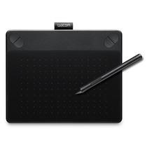Tableta Digital Wacom Multitouch Intuos Art Medium Cth690ak