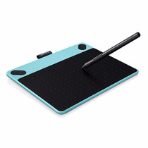 Wacom Tableta Grafica Comic Cth490ck Intuos Multitouch
