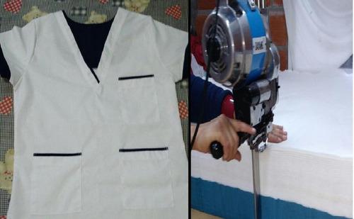 Taller De Corte Textil (punto Y Plano)