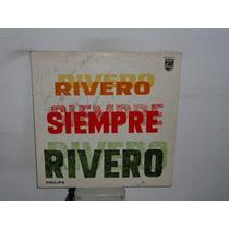 Edmundo Rivero Siempre Vinilo Argentino Autografiado