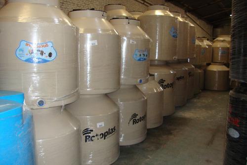 Tanque De Agua 2500 Lts 4 Capas Completo Rotoplas