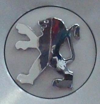 Tapa Centro Llanta Original Peugeot 206 207 307 308 C/logo