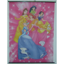 Poster Tapiz Princesas Frutillitas Bebe Promo 2 Tapices