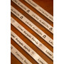 Cintas Etiquetas Personalizadas Para Ropa Identifiadorasx100