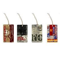 Etiquetas Colgantes | Full Color | Hang Tags | 48hs X 1000