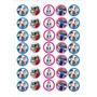 Stickers Personalizados Esperanza Mía Minions Minecraft