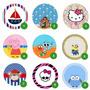 Etiquetas Autoadhesivas Stickers Color Personalizadas Diseño