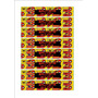Sticker X 20 Turrones Arcor Esperanza Mía Minions Minecraft