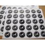 Stickers De Vinilo Autoadhesivo! 300 Calcos Con Tu Marca!