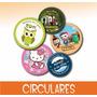 90 Etiquetas Autodhesivas Calcos Stickers Personalizadas