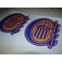Rdg - Calcomania Sticker Escudo Rosario Central