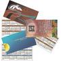 Calendarios Tipo Tarjeta Personalizados 1000 Full Color