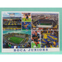 Tarjeta Postal Del Club Atlético Boca Juniors