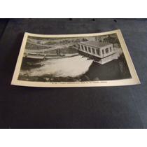 Cordoba - Foto Postal Planta Hidroelectrica-dique Rio Terc