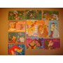 Disney Tarjeta Telefonicas - Lote De 11 - Impecables