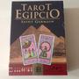 Set Mazo Libro Tarot Egipcio Saint Germain Nuevo Sellado