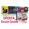 10 Libros Mecanica + Electricidad Auto + 113 Videos Oferta