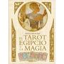 Set Mazo Libro Tarot Egipcio B. Bioque