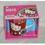Taza De Hello Kitty Ceramica Sanrio Original V. Crerpo
