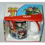 Taza Ceramica Toy Story 3 Hermosa En V. Crespo