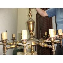 Lámpara De 10 Luces