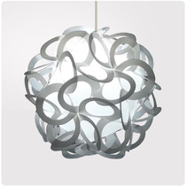 Lampara Colgante Klik- Diseño Exclusivo - Bigo - (30cm)
