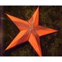 Lampara Luz Estrella Colgante, C/porta Lampara Incl!!importa