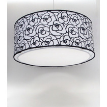 Lampara Colgante De Techo De 50cm De Diseño Lampdesign