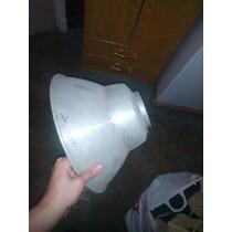 Plafon Lampara Iluminacion De Aluminio Exelente Estado