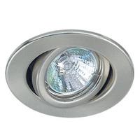 Thr3 Iluminacion Spot Embutir Movil + Lampara Gu10 Philips