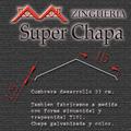 Zingueria Caballetes Y Cumbreras Para Techos De Chapa