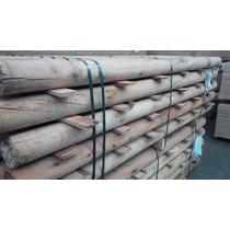 Poste Meolo Madera Eucaliptus - Diam 13 Cm - Largo 2,60 Mts