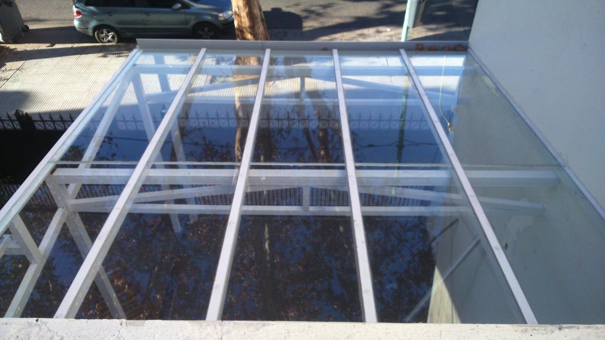 Techos corredizos y fijos con vidrio o policarbonato - Vidrio de policarbonato ...