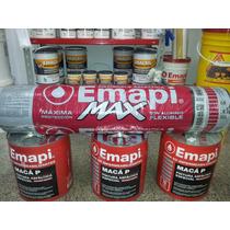 Membrana Asfáltica Emapi Aluminio Flex! 40kg Env Sin Cargo!