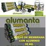 Membrna Asfaltica Aluminizada Flex 4mm Directo De Fabrica