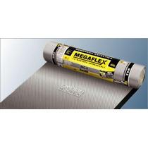 Membrana Asfaltica Megaflex Mgx450 No Crack 40kg.env Gratis!