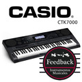 Casio Ctk7000 - Teclado De Alta Gama 61 Teclas