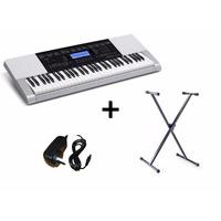 Teclado Organo Casio Ctk4200 61 Tec Piano C/fuente Sensitivo