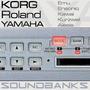 Nuevos Sonidos Para Roland Korg Yamaha Emu Ensoniq Kawai ...