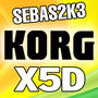 Converti Tu Pc En Un Korg X5d - Envio Online Gratis
