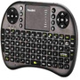 Mini Teclado Inalambrico Touchpad Smart Tv Android Windows